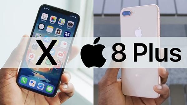 Thời lượng pin iPhone 8 Plus được đánh giá tốt hơn