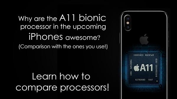 chip A11 Bionic 6 nhân đi kèm RAM 3GB iPhone X có sức mạnh vượt trội so với iPhone 8 Plus