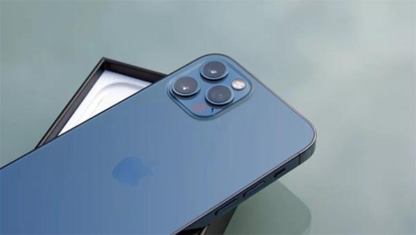 iPhone 12 Pro thời lượng pin kém hơn.