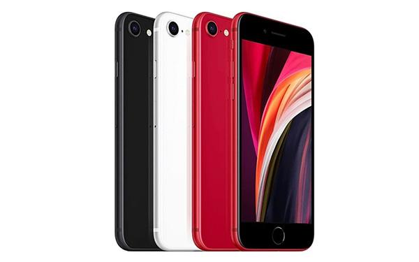iPhone SE.